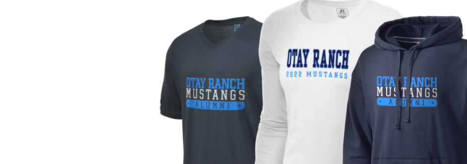 Otay Ranch High School Mustangs Apparel