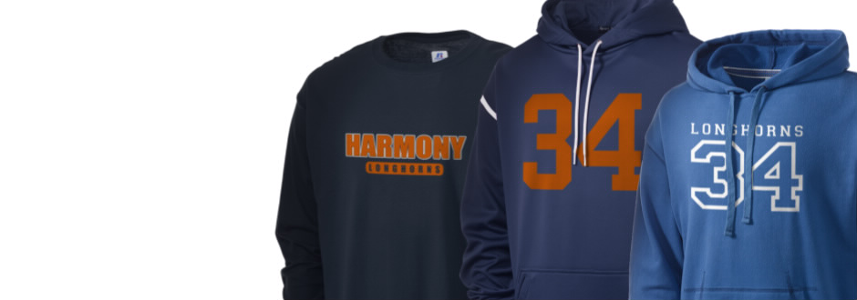 Harmony High School Longhorns Apparel
