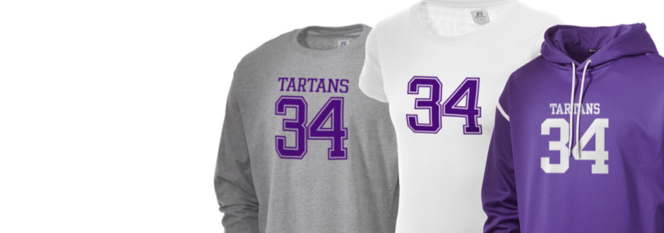 Academy Of The Holy Cross School Tartans Apparel
