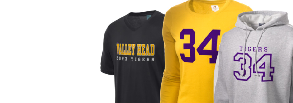 Valley Head School Tigers Apparel