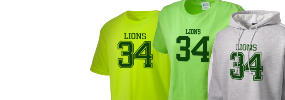 Central High School Lions Apparel