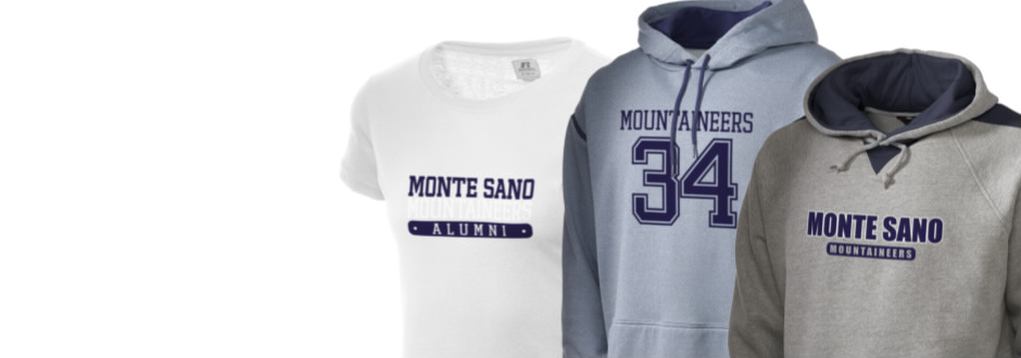 Monte Sano Elementary School Mountaineers Apparel