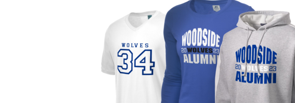 Woodside Elementary School Wolves Apparel