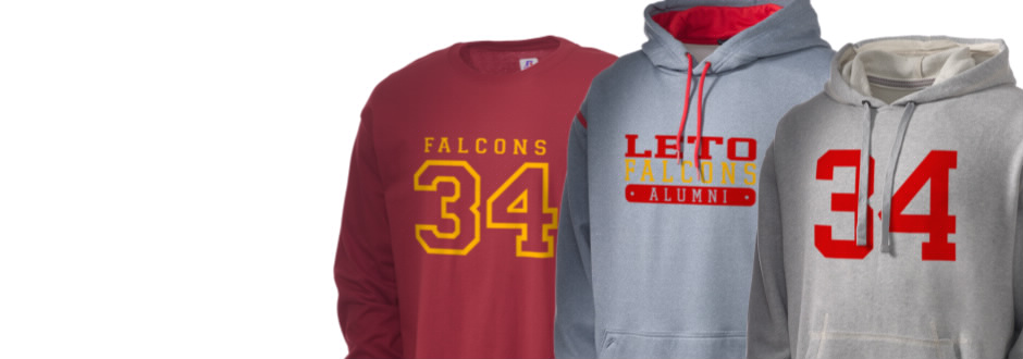 Leto Comprehensive High School Falcons Apparel