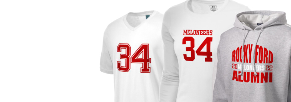 Rocky Ford High School Meloneers Apparel