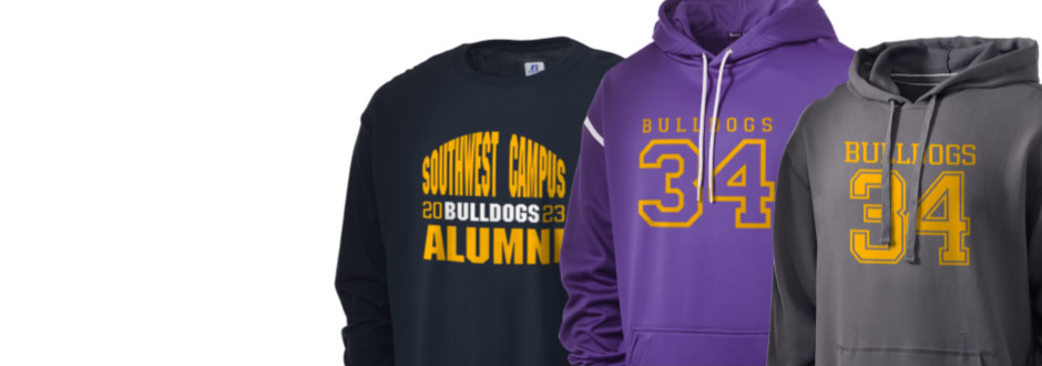 Southwest Community Campus Bulldogs Apparel