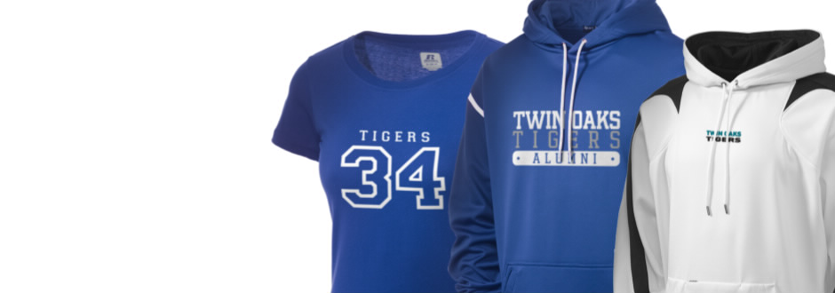 Twin Oaks High School Tiger Apparel