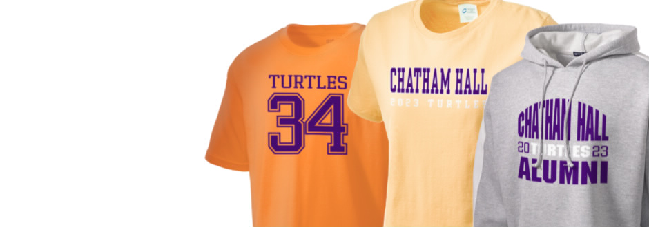 Chatham Hall Turtles Apparel