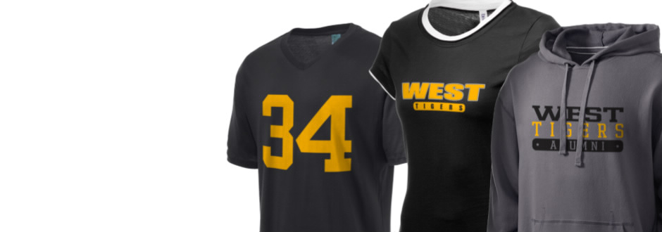 West Elementary School Tigers Apparel