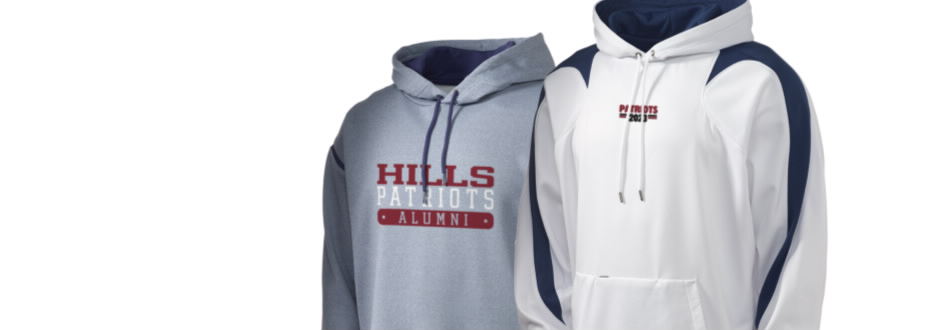 Wayne Hills High School Patriots Apparel