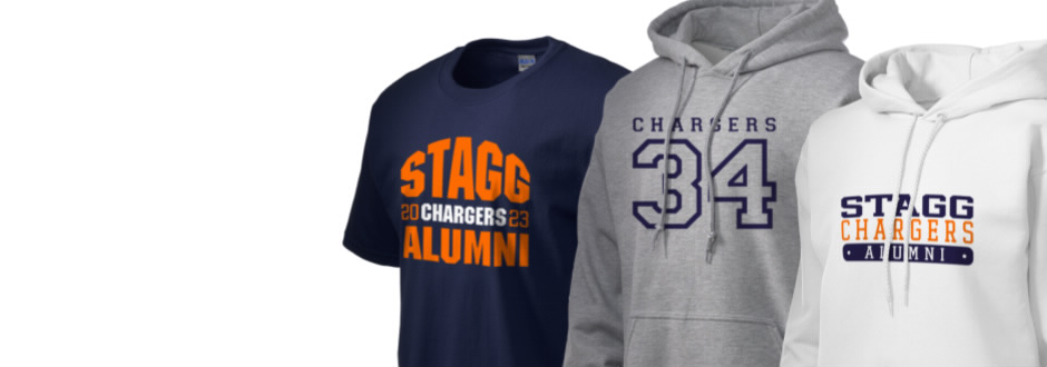 Amos Alonzo Stagg High School Chargers Apparel