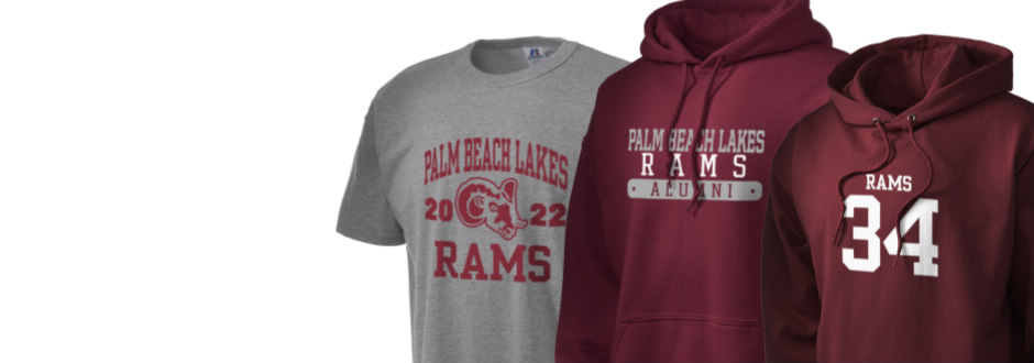 Palm Beach Lakes Community High Rams Apparel