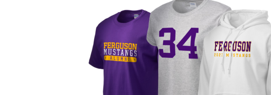Ferguson Elementary School Mustangs Apparel