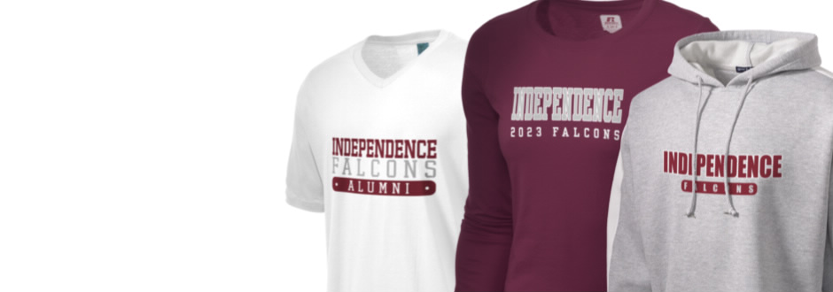 Independence High School Falcons Apparel