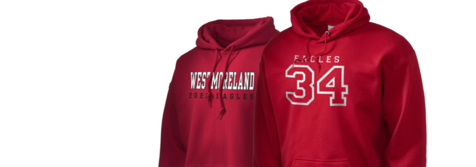 Westmoreland High School Eagles Apparel