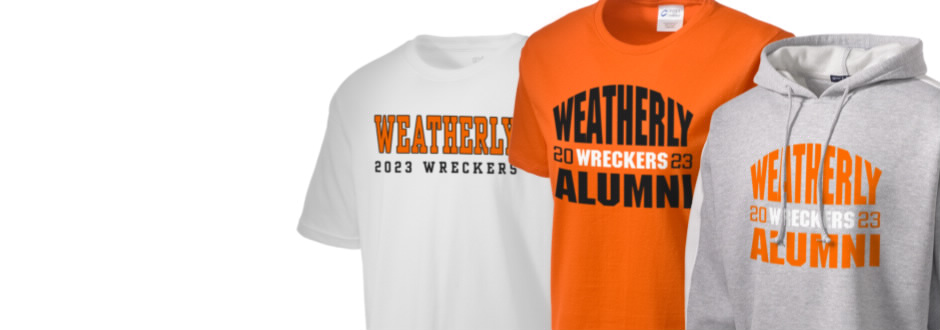 Weatherly Area High School Wreckers Apparel