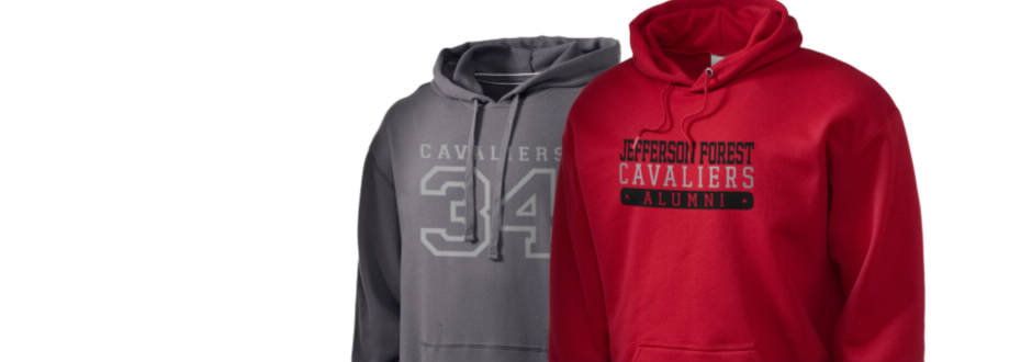 Jefferson Forest High School Cavaliers Apparel