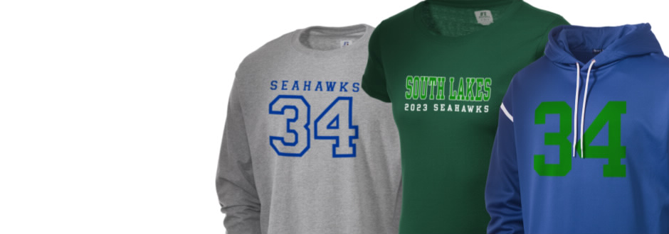 South Lakes High School Seahawks Apparel
