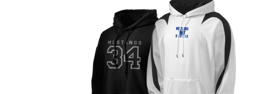 North River School 200 Mustangs Apparel