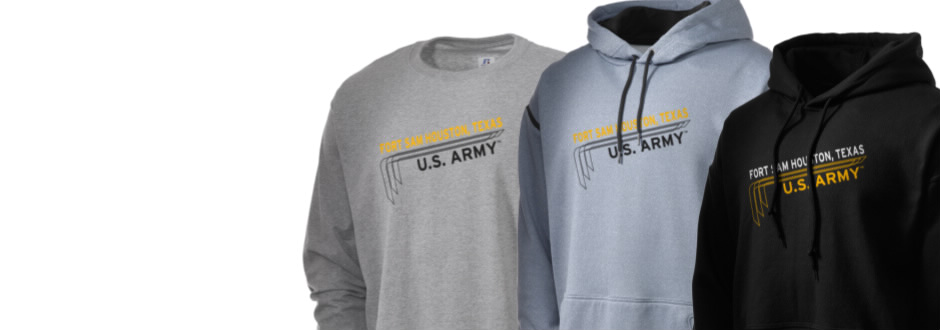 Fort Sam Houston Apparel