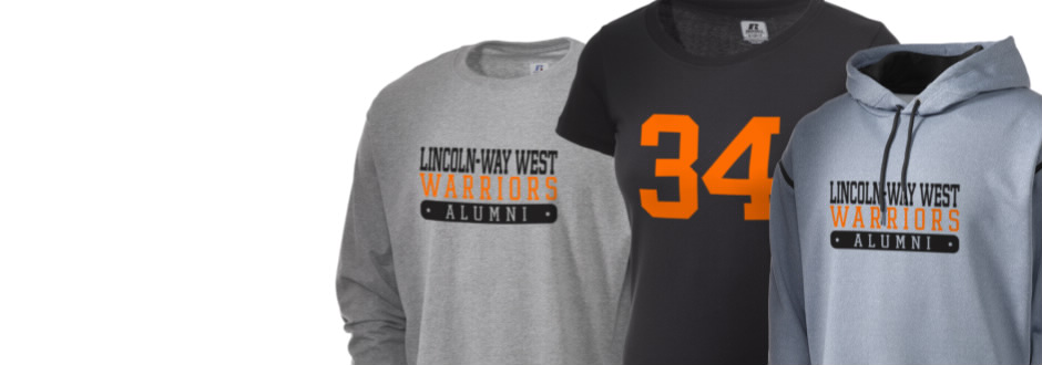 Lincoln-Way West Warriors Apparel