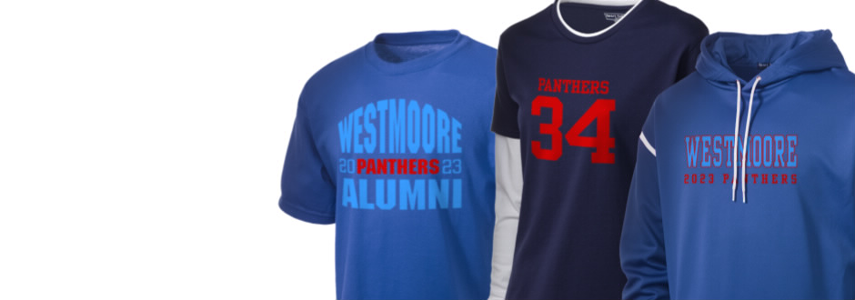 Westmoore Elementary School Panthers Apparel