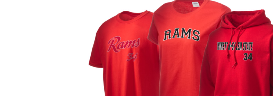 Winston-Salem State University Rams Apparel