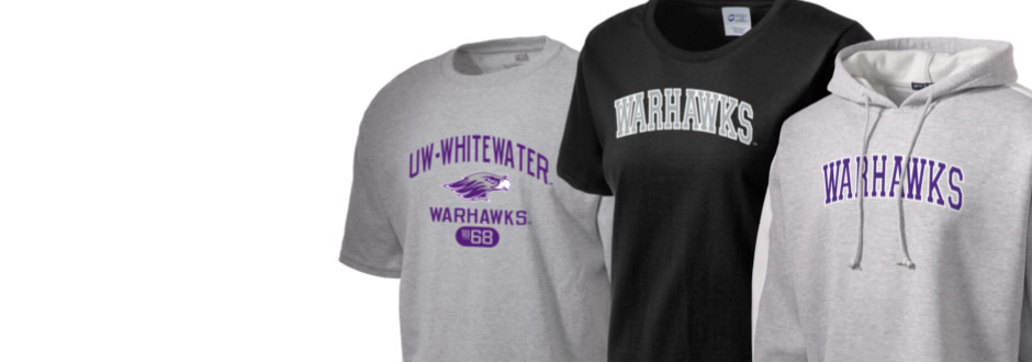 University of Wisconsin-Whitewater Warhawks Apparel