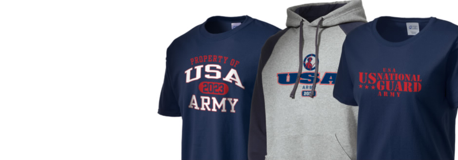 Army national guard clothing store