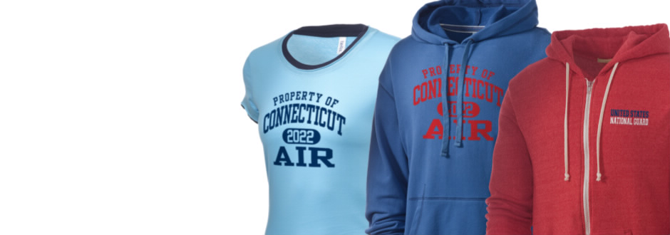 Connecticut Air National Guard Apparel