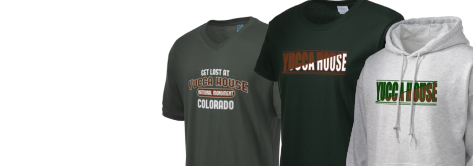 Yucca House National Monument Apparel