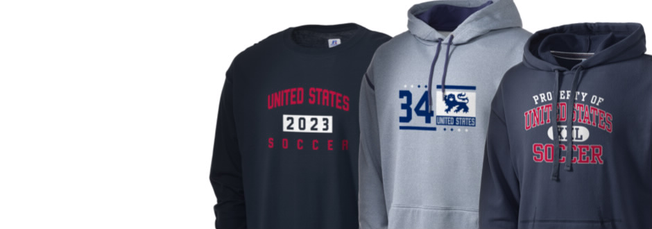 United States Soccer Apparel