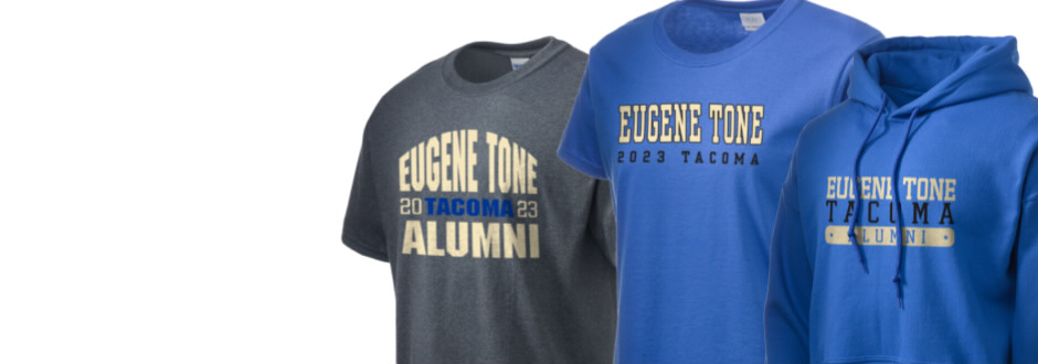 Eugene Tone School Tacoma Apparel