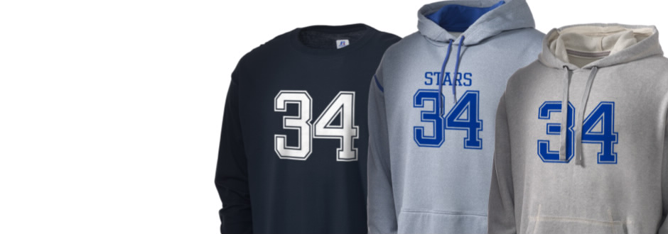 Yoakum Primary Annex School Stars Apparel