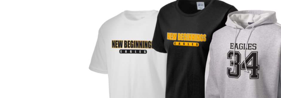 New Beginnings School Eagles Apparel