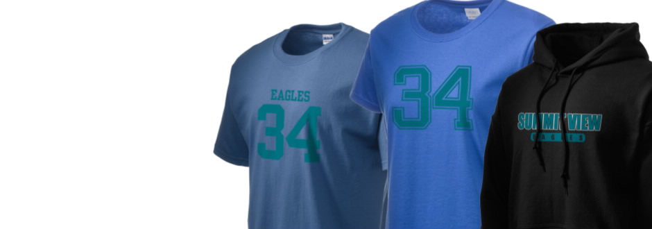 Summit View School Eagles Apparel