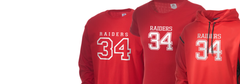 Our Lady Of Lourdes Regional High School Raiders Apparel