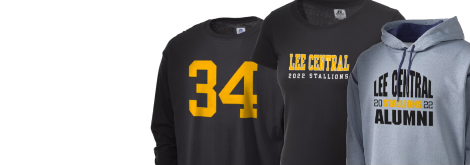 Lee Central High School Stallions Apparel