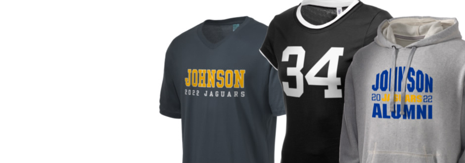 Johnson High School Jaguars Apparel