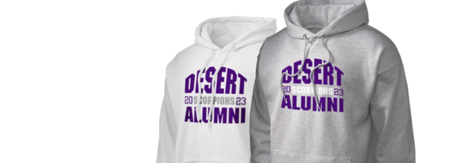 Desert High School Scorpions Apparel