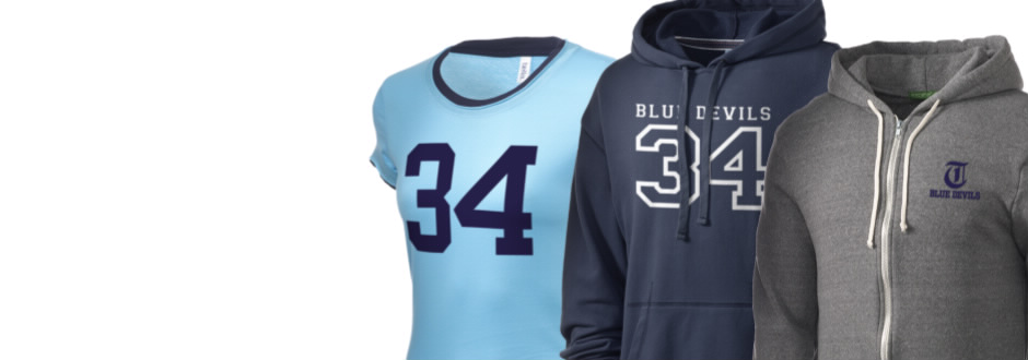 Tift County High School Blue Devils Apparel