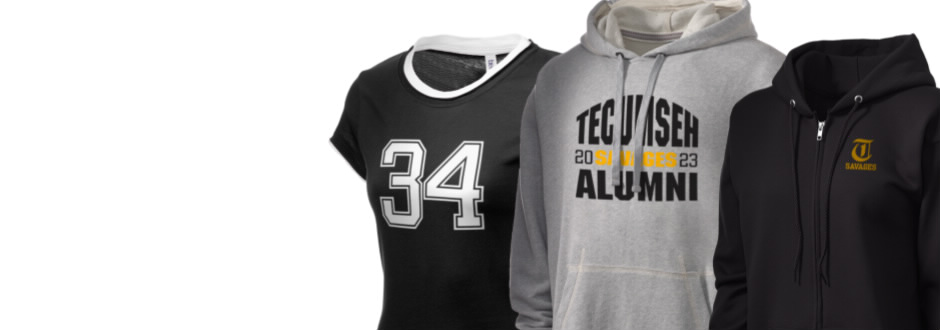 Tecumseh High School Savages Apparel