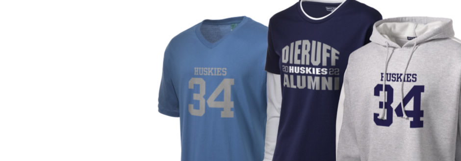 Dieruff High School Huskies Apparel