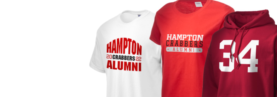 Hampton High School Crabbers Apparel