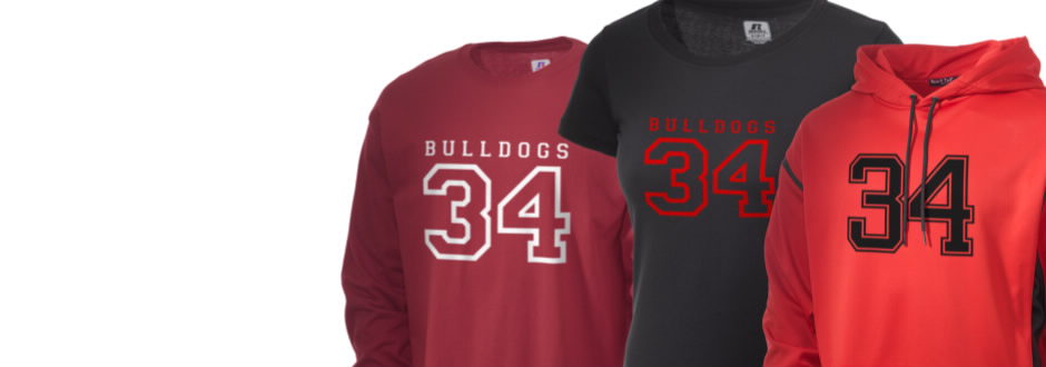 Bowie High School Bulldogs Apparel