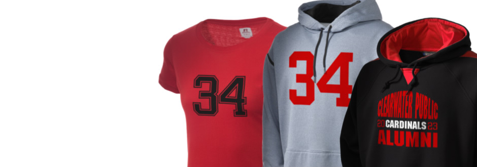 Clearwater Public Schools Cardinals Apparel