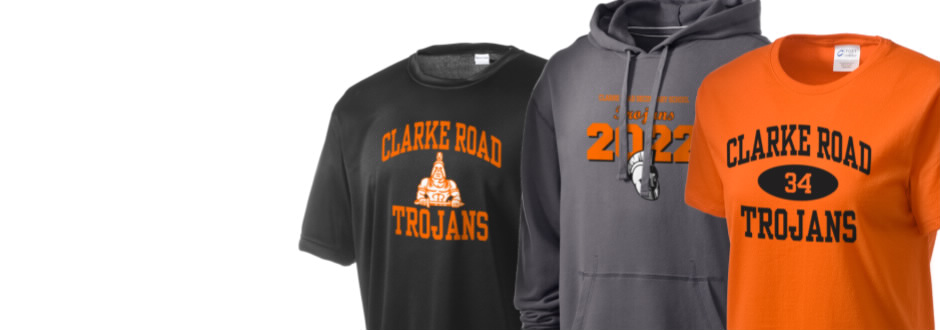 Clarke Road Secondary School Trojans Apparel Store Prep