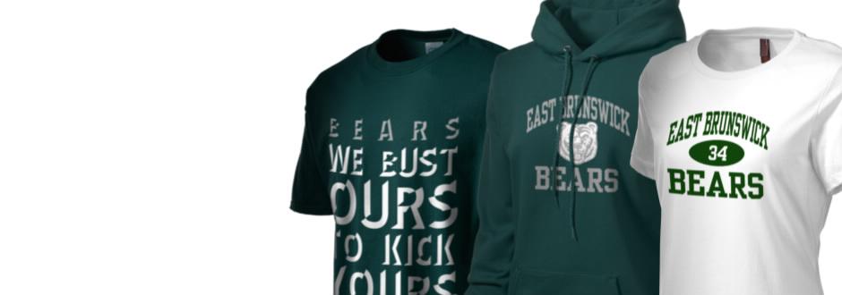 East Brunswick High School Bears Apparel Store Prep