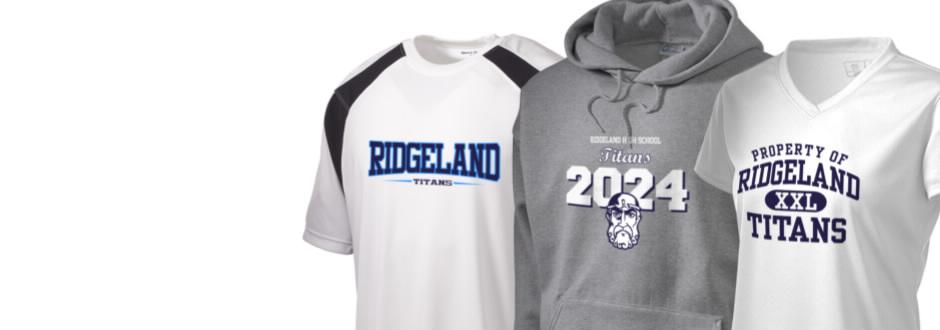 Ridgeland High School Titans Apparel Store Prep Sportswear