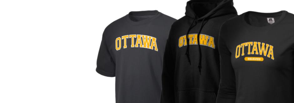 University clothing store